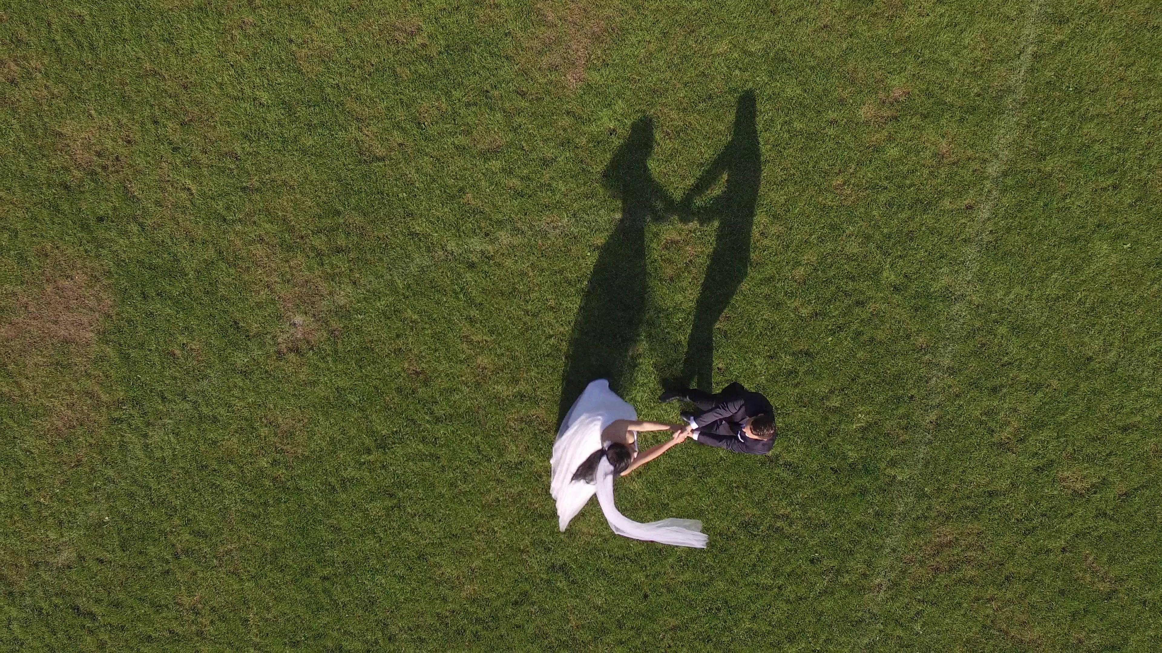 Filmowanie ślubów Z Drona Nowa Moda I Atrakcja Dla Gości Air