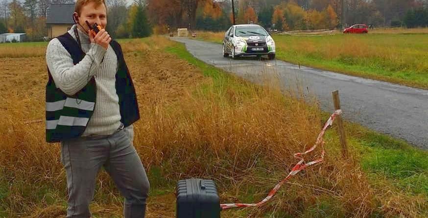 Rajd Barbórka - z planu zdjęciowego AirDrone